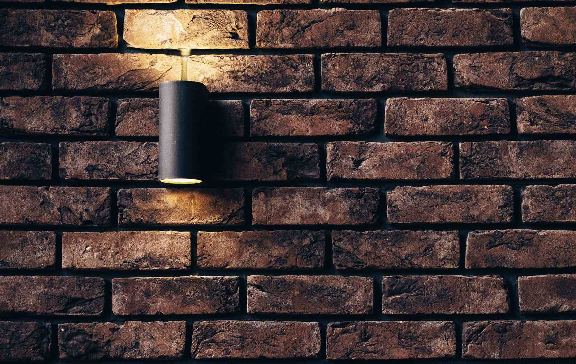 brick masonry brick veneer